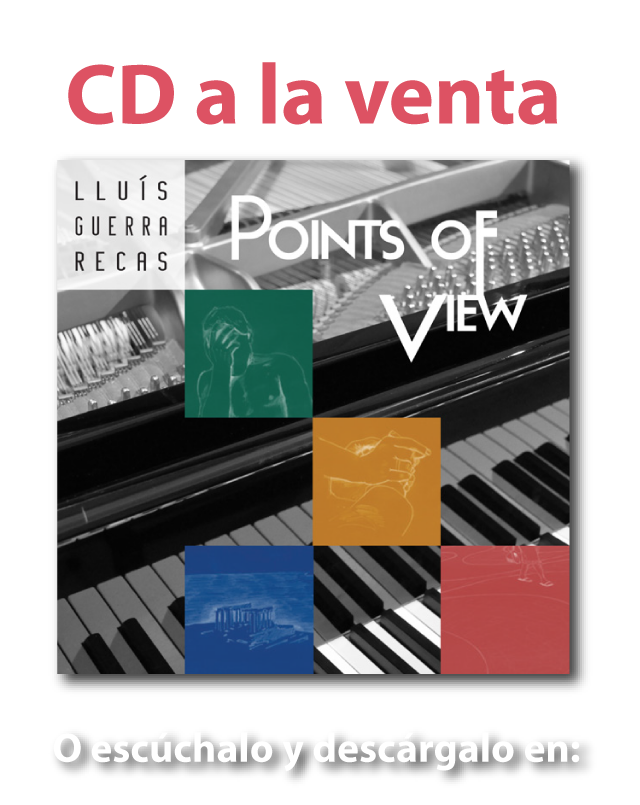 BUY Points of View Lluis Guerra Recas Piano